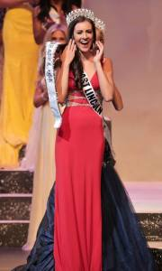 at Miss Nebraska USA