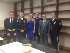 Veterans Day in North Platte