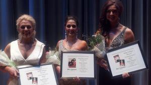 3 service awards
