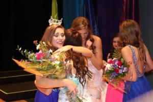 Morgan crowned