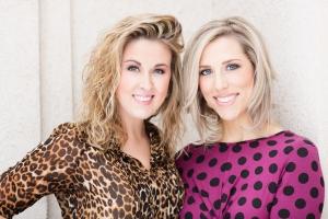 Kayla and Rachel