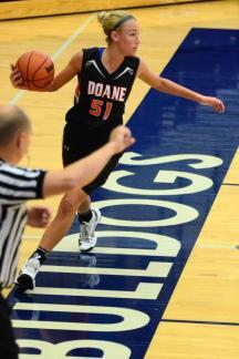 Jessica basketball Doane