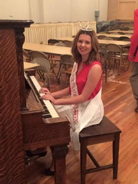 Cherokee piano