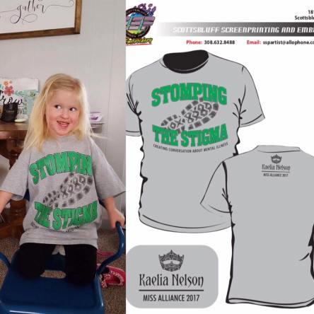Kaelia shirts