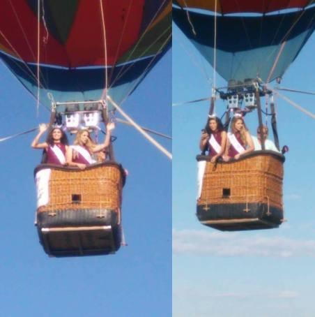 Sheridan balloon