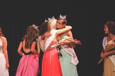 Sheridan crowning