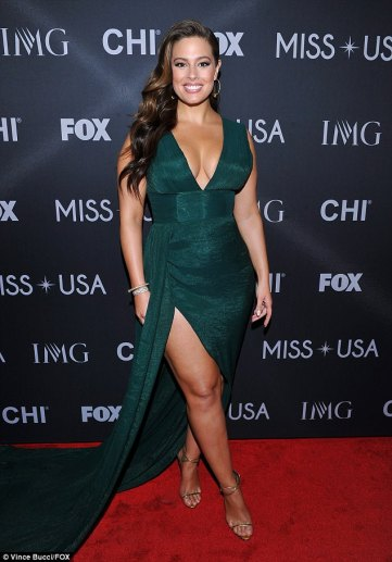 Ashley Graham Vince Bucci:FOX