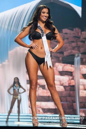 DeAnna Johnson Miss Georgia
