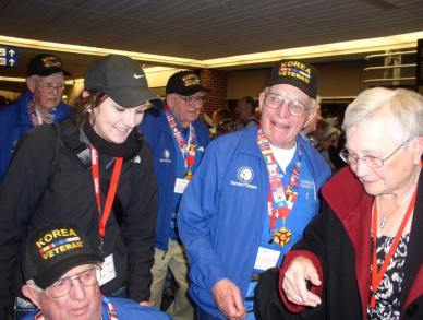 Korean Honor Flight (2014)