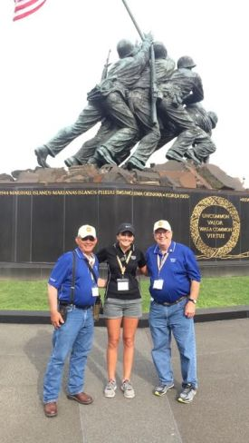 Vietnam Honor Flight (2016)