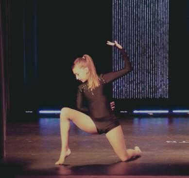 Gabriella dance