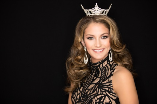 Allison Teitjen - Miss Nebraska 2017