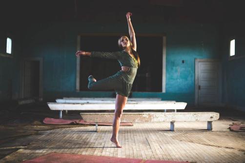 Kaelia dance